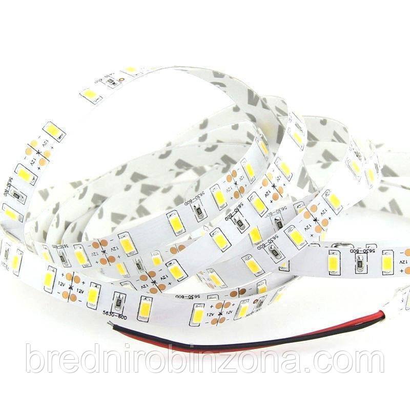 Светодиодная лента SMD 5630 60 LED/5 IP65
