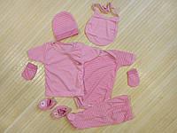 Подарочный набор для новорожденных р.0-3 мес
