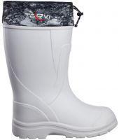 Зимние сапоги для охоты и рыбалки TORVI -45°C - Белые (44)