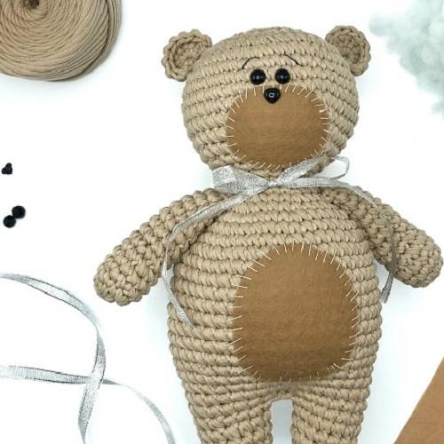 Майстер клас «Ведмедик» від Bobilon