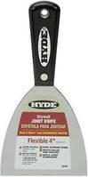 Профессиональный шпатель Hyde из стали 102 мм
