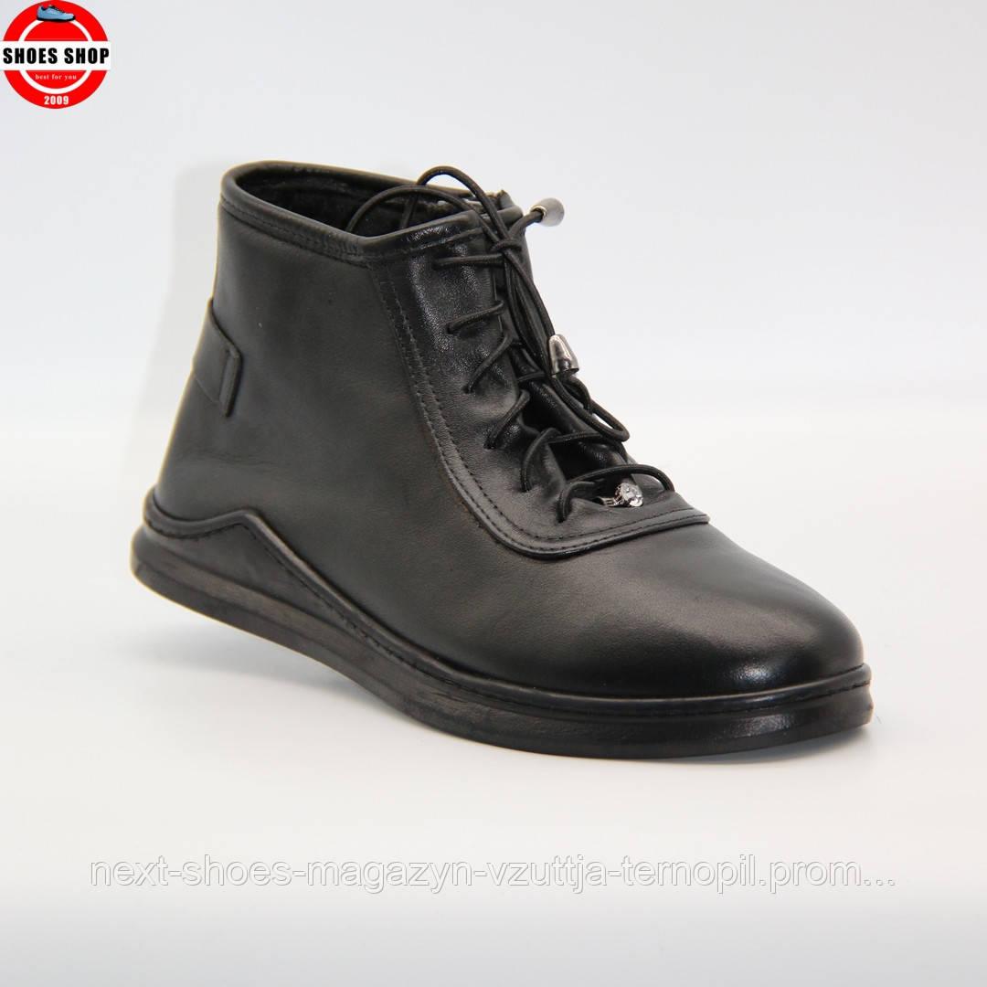 Жіночі чоботи чорного кольору Rizzano (Турція) Дуже лагкі та таплі. Стиль - Кендалл Дженнер