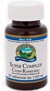 Super Complex/ Супер Комплекс • Полный набор витаминов, минералов, микроэлементов