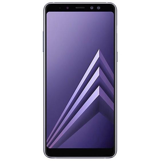 Смартфон Samsung Galaxy A8+ 2018 32GB Orchid Gray (SM-A730FZVD)