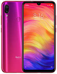 "Xiaomi Redmi Note 7 Nebula Red 4/128 Gb, 6.3"", Snapdragon 660, 3G, 4G (Global)"