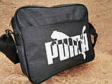 Сумка планшет на плечо puma мессенджер сумка для через плечо только ОПТ, фото 2
