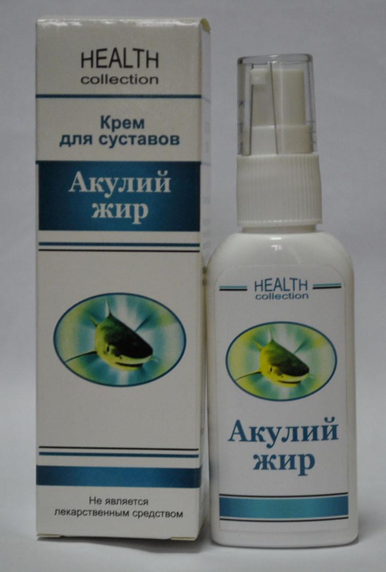 Акулячий жир - Спрей для суглобів від HEALTH collection
