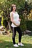 829 майки беременных купить белые