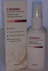 Гель для кожи C-dermic 50 мл