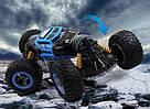 Машина перевертиш Бігфут 50 див. ud2168A ОРИГІНАЛ BigFoot Джип Rock Crawler на р/уС, фото 2