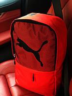 Красный спортивный рюкзак для ноутбука Puma Пума