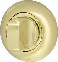 Накладка WC-фиксатор ARMADILLO WC-BOLT BK6-1SG/GP-4 матовое золото/золото