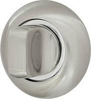 Накладка WC-фиксатор ARMADILLO WC-BOLT BK6-1SN/CP-3 матовый никель/хром