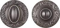 Накладка WC-фиксатор FUARO BK6 SM AS-3 античное серебро