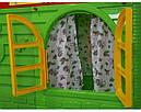 Детский игровой домик пластиковый 120*129*129 см Украина, фото 6