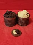 Шоколад молочний 30% Cargill 100 г Бельгійський в каллетах, фото 3