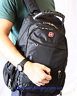 Рюкзак swissgear 8810 USB & AUX & дождевик
