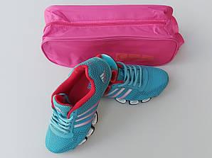 Чехол-сумка розового цвета для хранения и упаковки обуви с прозрачной вставкой, длина 33 см