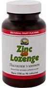 Zinc Lozenge/ Пастилки с цинком • Улучшает репродуктивное здоровье мужчин и их половое созревание