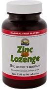 Zinc Lozenge/ Пастилки с цинком • Улучшает репродуктивное здоровье мужчин и их половое созревание - Nature`s Sunshine Products / NSP & Wellness в Киеве