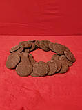 Шоколад молочний 30% Cargill 20 кг Бельгійський кондитерський в каллетах, фото 3
