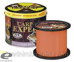 Леска CARP EXPERT 0,25 Fluo Оранж 1000м