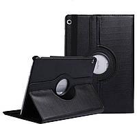 Кожаный чехол-книжка TTX (360 градусов) для Huawei MediaPad T5 10 (выбор цвета)