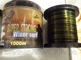 Волосінь Syper Strong 1000м 0.4