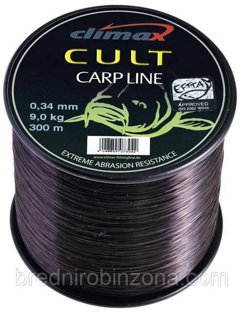 Леска Climax CULT Carp Line Mono 0.38(750m)