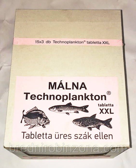 Технопланктон tabletta xxl MALNA