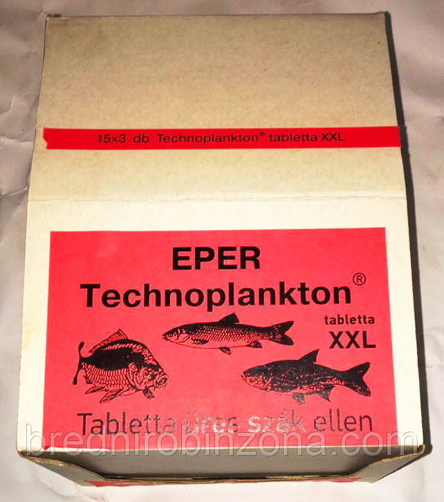 Технопланктон tabletta xxl EPER