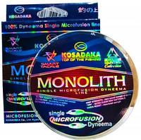 Шнур MONOLITH 110m GREY