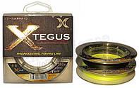 Шнур YGK X-Tegus Yellow