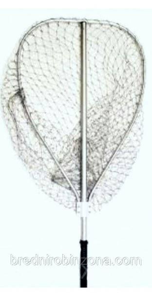 Подсак алюминий овальный 45 мм 1,8 м Сумы
