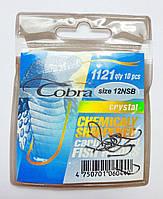 Гачки рибальські COBRA 1121 SIZE 12NSB