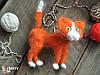 Пушистый рыжий котик, фото 2