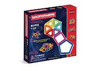 Магнитный конструктор Magformers Базовый набор, 62 элемента (оригинал)