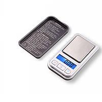 Мини карманные ювелирные электронные весы 0,1-200 гр NEW 398i, фото 1