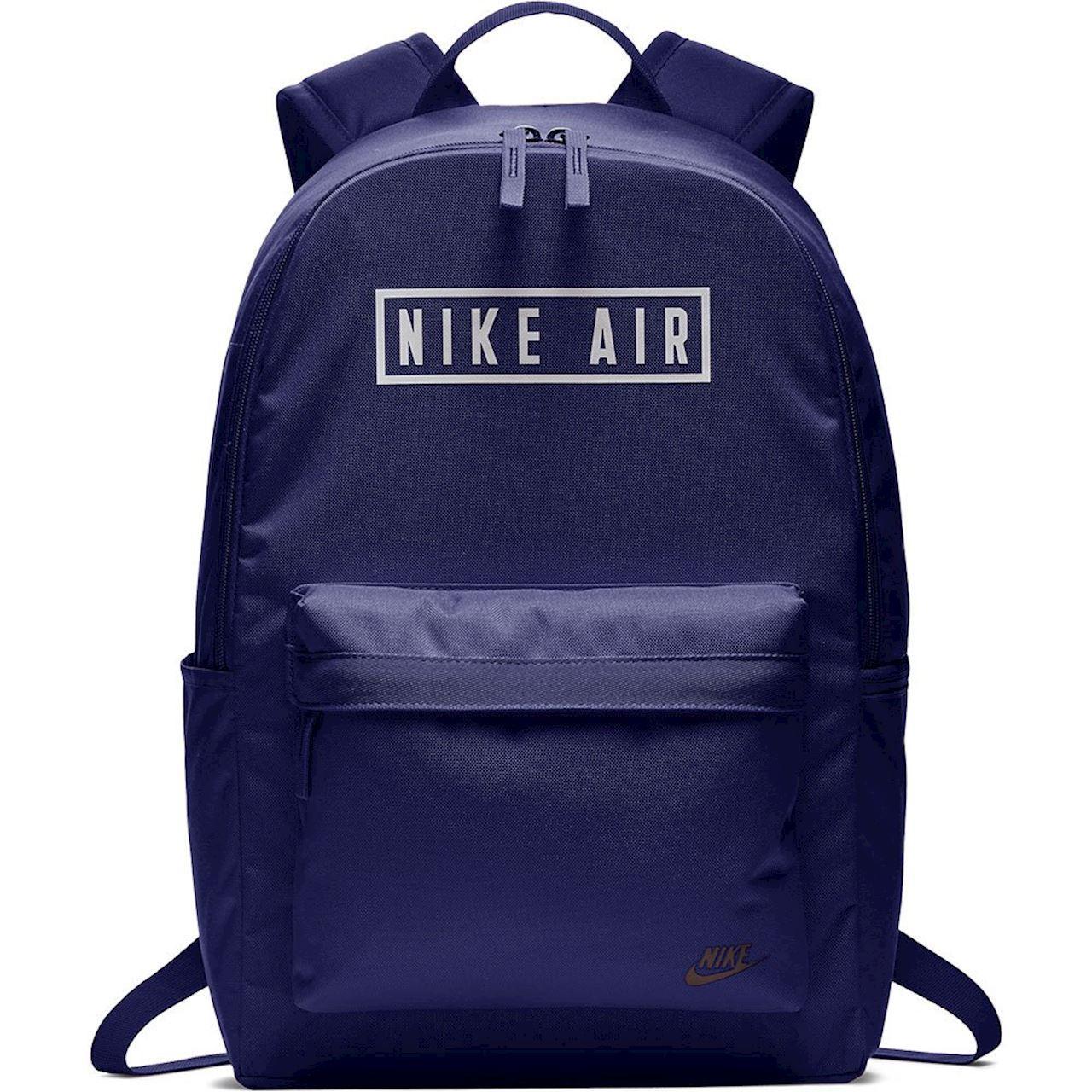 Рюкзак Nike Heritage Backpack 2.0 Air GFX BA6022-493 Темно-синий (193145974777)
