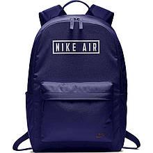 Рюкзак Nike Heritage Backpack 2.0 Air GFX BA6022-493 Темно-синій (193145974777)