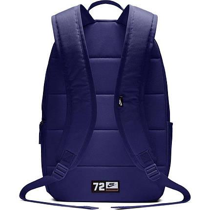 Рюкзак Nike Heritage Backpack 2.0 Air GFX BA6022-493 Темно-синий (193145974777), фото 2