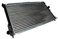 Радиатор охлаждения ЗАЗ Sens (1.3) 1997- (635*382*16mm)