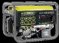 Бензиновый генератор Konner&Sohnen BASIC KSB 6500CE