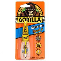 Супер клей с кисточкой Gorilla  10 г