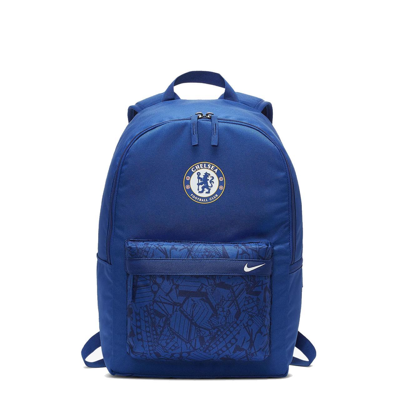 Рюкзак футбольный Nike CFC Stadium BA5933-495 Синий (193145973893)