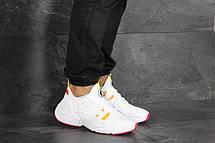 Мужские текстильные кроссовки Nike Air Huarache,белые, фото 2