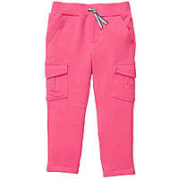 Штаны трикотаж на флисе розовые Carters (4Т)