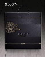 """Пакет с пластиковой ручкой 40х40 10шт. """" Торри """""""