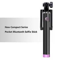 Монопод для селфи Dispho Selfie Stick Locust Series c Bluetooth кнопкой, фото 2