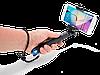 Монопод для селфи Dispho Selfie Stick Locust Series c Bluetooth кнопкой, фото 3